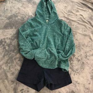 Navy Blue Shorts Palm Beach Lilly Pulitzer Size 2